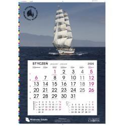 Kalendarz jednodzielny 2020